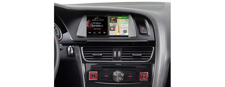 Systemy dla Audi
